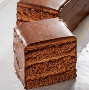 テオブロマのショコラケーキ